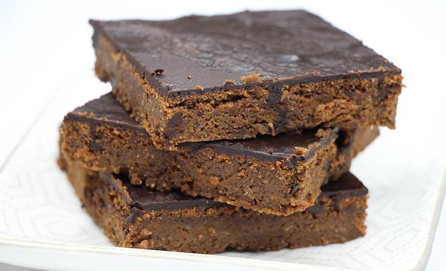 vegane glutenfreie brownies