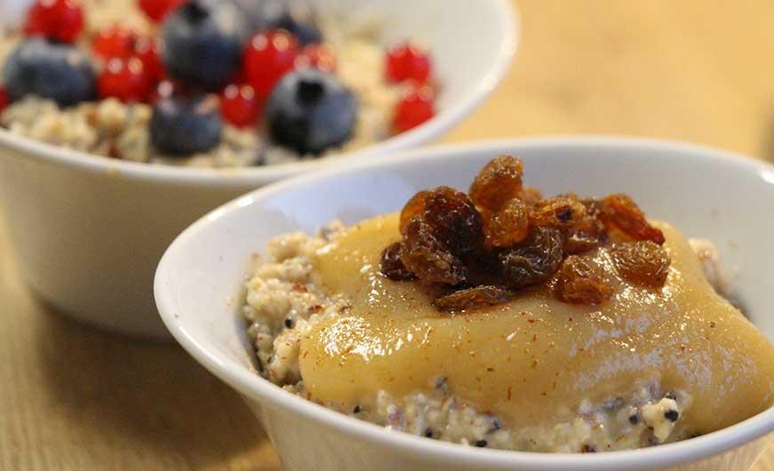 variationen porridge